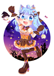 +Spooky+ by NACCHAN96
