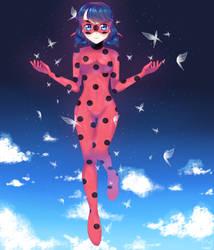 Miraculous Ladybug by NACCHAN96