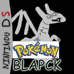 Pokemon Blapck by ssj4saturnduo