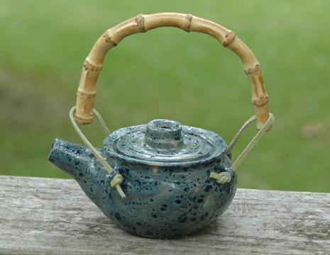 Teapot by EilonwySedai
