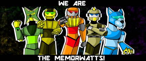 THE MEMORWATTS by SCR3-4-ME