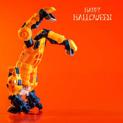 Happy Halloween from Weirdwolf (aka Weirddragon) by nadav