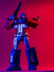 MP-10 Optimus Prime (atmosphere) by nadav