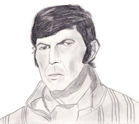 Leonard Nimoy - Mission Impossible 2 by SylvesterMcCoyFan