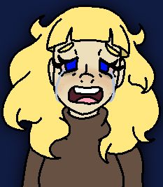 Crying Mess by PewdieSkySonic