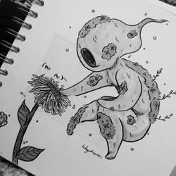 Garden Spirit by LadyCakepops