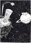 A Galaxy Away by JakeRomano