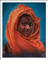 :Shoa'ya: A Pretty Tehami Girl by Hoydadi