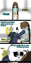 Undertale New world (page 82) by joselyn565