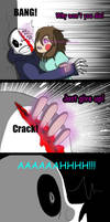 Undertale New world (page 93) by joselyn565