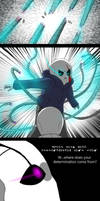 Undertale New world (page 101) by joselyn565