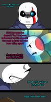 Undertale New world (page 106) by joselyn565