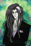 - Portrait of a Shadmock Butler - by HotaruThodt