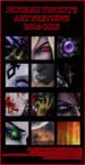 Hotaru's Art Previews 2014-2015 by HotaruThodt