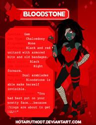 SU - Bloodstone by HotaruThodt