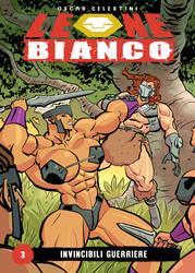 LEONE BIANCO #3 by OscarCelestini