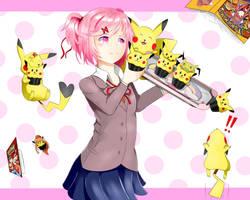 Doki Doki Pokemon Fanclub by Rockluca97