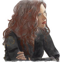 Black Widow by TamsinMWong