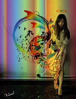 Rainbow by waver-h