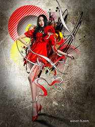 Scarlet by waver-h