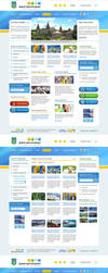 Ukrainian State Agency of Tourism and Resorts by cyber-baller