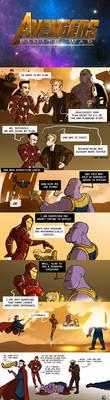 Avengers: Finite War | Alternate ending by oennarts