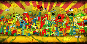 Hometown 3 by melemel