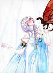 Daenerys by Sayuki-Art