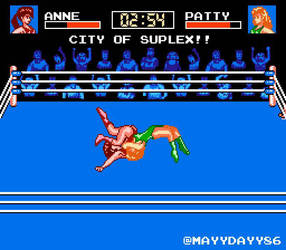 City of Suplex! by mayydayy