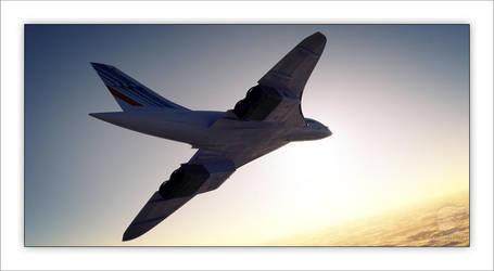 Concorde : Plus haut plus vite by Inuksuk