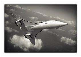 Concorde II by Inuksuk