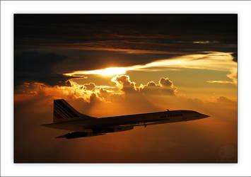 Concorde V by Inuksuk