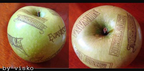 music apple by rustamzade