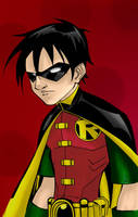 Robin by KidNotorious by thisisevermore