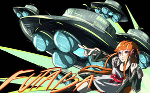 Futaba Invasion by Drako9
