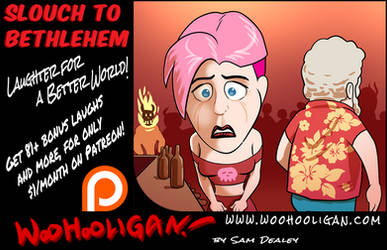 Slouch to Bethlehem p04 by woohooligan