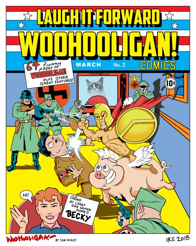 Captain America Tribute by woohooligan