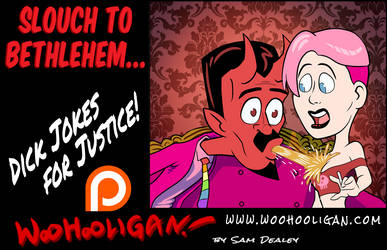 Hellbent: Slouch to Bethlehem p18 by woohooligan