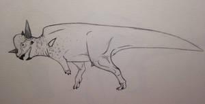 Dinovember day 21: Draw a dinosaur Pokemon by EpicEiniosaurus