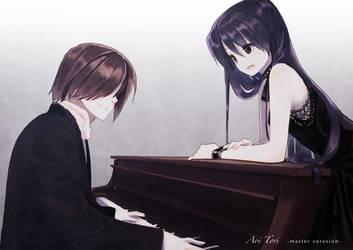 Aoi Tori by lunaticjoker