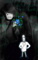 Grim Fandango--- Manny by Icequeenkitty