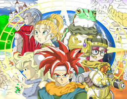 Chrono Trigger Heroes by JP-V
