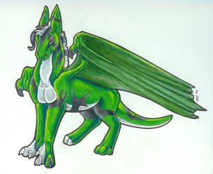 Trephi Guardian by WhiskerWing