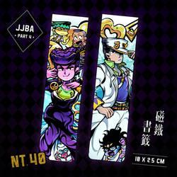 JOJO Magnetic bookmark preview by kutaraa