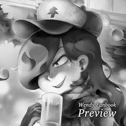 Wendy Fanbook Preview by kutaraa