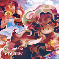 SU fanbook preview by kutaraa