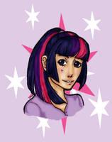 MLP:FiM Twilight Sparkle by ninja-emo