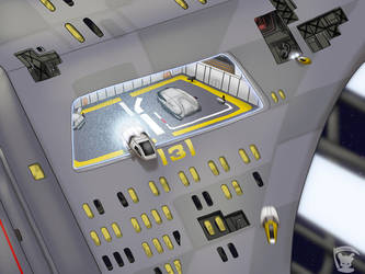 Shuttlebay Activities by scythemouse