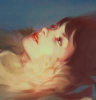 Portrait Painting by wawa3761