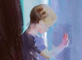 little girl by wawa3761